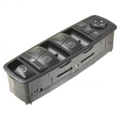 06-12 MB R;07-12 GL Series (w/Pwr Folding Mirrors) Front Door Panel Mtd Master Window Switch (MB)
