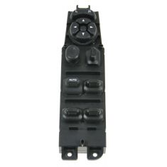01-03 Durango; 00-04 Dakota; 03-06 Ram 1500 2500 3500 Crew Cab Master Power Window Switch LF (MOPAR)