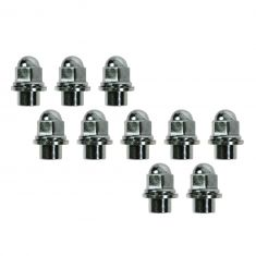 Mag Hex Lug Nut (Box of 10)