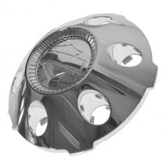 06-07 F150 (w/Harley Davidson Pkg (22 Inch Wheels)) Chrome Center Cap w/HD Insignia LH = RH (Ford)