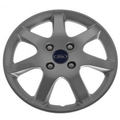 05-06 Ford Focus Painted Silver, 7 Spoke, 15 Inch Hub Cap LH = RH (Ford)