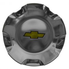 07-14 Avalanche, Subrbn, Tahoe (w/20 x 8 1/2 In 5 Spoke Polished Whl - RPO RCS) Chrm Center Cap (GM)