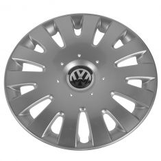 05-09 VW Jetta (8th VIN Digit K & w/16 In Wheel) 14 Spoke Hub Cap Cover (Volkswagen)