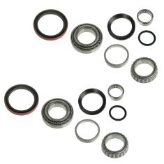 77-91 Chevy GMC Blazer Pickup 4WD Spindle Bearing Kit Set (for both sides)