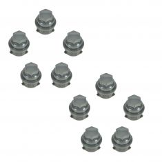 Lug Nut Cap (Set of 10)