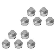 01-11 Ford Focus (w/Steel Wheels) Lug Nut Cover (Box of 10)