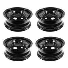 07-12 Chrysler Caliber (15 x 6 1/2 inch) Steel Wheel Set of 4
