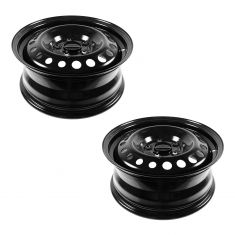 08-12 Honda Accord (16 x 6 1/2 inch) Steel Wheel Pair