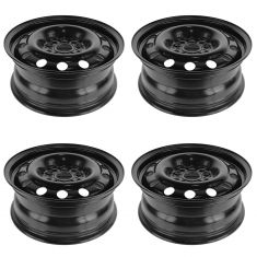 07-11 Toyota Camry, Camry Hybrid (16 x 6 1/2 in) Steel Wheel SET of 4