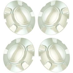 99-00 Ford Expedition (w/16 x 7 Inch, 10 Pocket Bright Wheel) Chrome Center Cap (Dorman) Set of 4