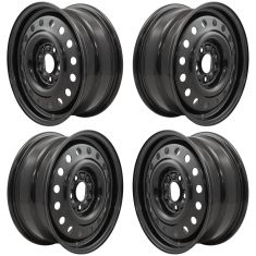 02-08 Buick; 00-05 Chevy; 00-08 Pontiac; 02-07 Saturn Multifit 16 Inch Steel Wheel Set of 4 (Dorman)