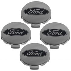 2015 Ford F150, Expedition, Taurus; 13-15 Explorer (w/20 In Whl) Chrome Center Cap Set of 4 (Ford)