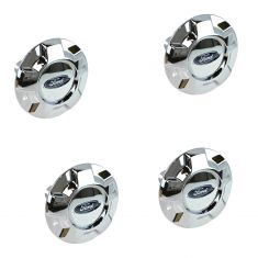 09-14 Ford F150 (w/17 in, 5 Spoke Alum Wheel) ~Ford~ Logoed Center Cap (Set of 4) (Ford)