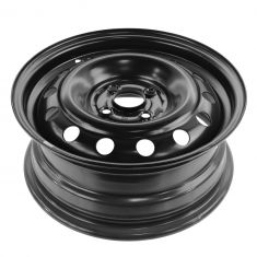 01-03 Civic; 04-05 Civic Cpe & Sdn; 01-04 EL (15 x 6 inch) 4 lug Steel Wheel