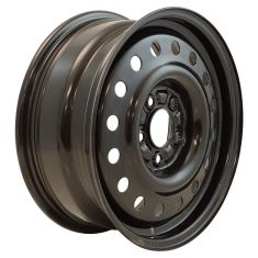 02-08 Buick; 00-05 Chevy; 00-08 Pontiac; 02-07 Saturn Multifit 16 Inch Steel Wheel (Dorman)