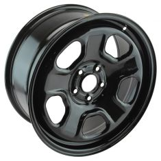 13-15 Ford Taurus Interceptor, Explorer (5 Spoke, 18 x 8 In) Steel Wheel (Ford)
