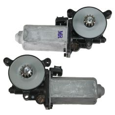 Buick Cadillac Chevy Olds Pontiac Window Motor 2 piece set