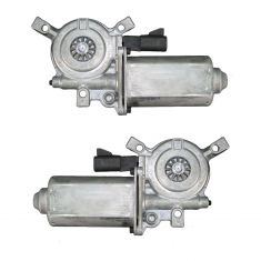 1997-03 Malibu Cutlass Venture Window Motor Pair