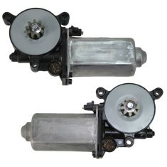 1994-04 Bravada Blazer Jimmy Power Window Motor Pair