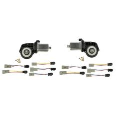 1995-02 Continental; 1995-98 Ford Windstar; 1993-08 Ranger Power Window Motor PAIR