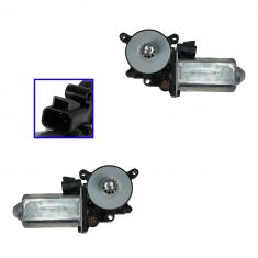 96-02 GM Full Size Vans Power Window Motor PAIR