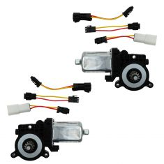 87-05 GM Multifit Pwr Wdw Motor PAIR