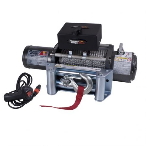 Heavy Duty 10,500 lbs Off Road Winch