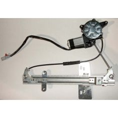 1992-95 Power Window Regulator w/ Motor LR HQ