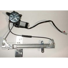 1992-95 Power Window Regulator with Motor RR