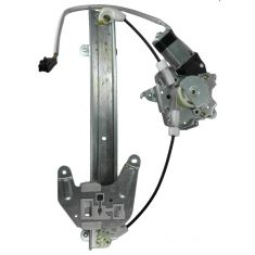 1995-99 Rear Window Regulator w/ Motor RR HQ