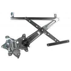 1987-91 Camry Window Regulator Without Motor Rear Passenger Side
