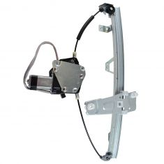 99-00 Grand Cherokee Window Regulator w/Motor LF