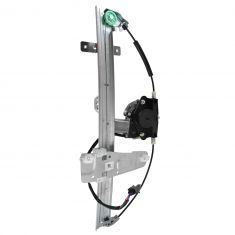 00 (from 3/10/00)-04 Grand Cherokee Window Regulator w/ Motor RF