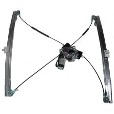 2001-03 Dodge Caravan Power Window Regulator with Motor Passenger Side
