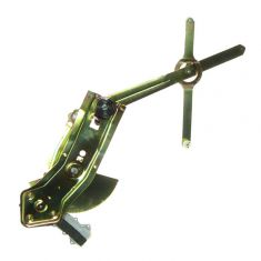 82-91 GM Truck Power Window Regulator RH with motor