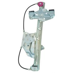 00-05 Cadillac Deville Power Window Regulator w/Motor LR (HQ)