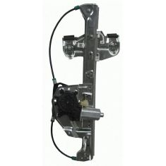 00-05 Cadillac Deville Power Window Regulator w/Motor RR