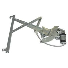 1987-91 Toyota Camry Window Regulator Power With Motor Front LH