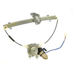 1997-02 Mitsubishi Mirage 2dr Power Window Regulator Driver Side Front