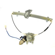 1997-02 Mitsubishi Mirage 2dr Power Window Regulator Passenger Side Front