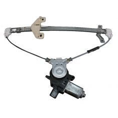 03-07 Honda Accord 4dr Power Window Regulator With Motor Rear RH