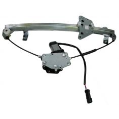 98-00 Dodge Durango Window Regulator with Motor for Driver Side Rear