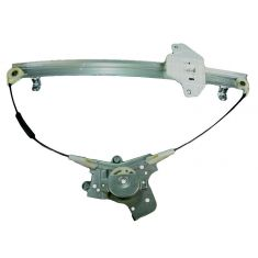 96-00 Hyundai Elantra Window Regulator Driver Side Front