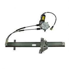 Window Regulator POWER with MOTOR (4 Door) Front Door Passenger Side