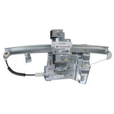2006-09 Buick Lucerne Power Window Regulator w/Motor LF