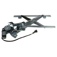 2005-09 Chevy Colbalt;  2005-06 Pursuit;  2007-08 G5 Sedan Power Window Regulator with Motor LF