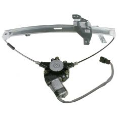 2006-09 Chevy Impala Power Window Regulator with Motor LF