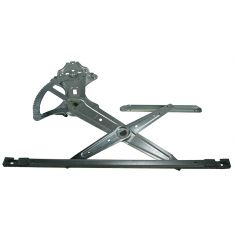 2007-10 Toyota Tundra; 2008-10 Sequoia Power Window Regulator without Motor LF