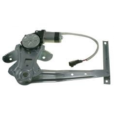 2000-06 Nissan Sentra Power Window Regulator with Motor LR