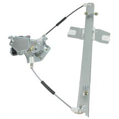 2002-06 Jeep Liberty Pwr Window Regulator w/Motor LF